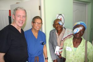 Dr Small S Recent Visit To The Dominican Republic Macula And Retina Institute
